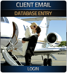 KLM Aviation Inc. - Client Email Database Entry
