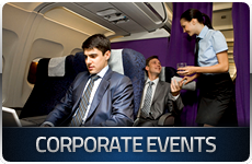 KLM Aviation Inc. - Corporate Events